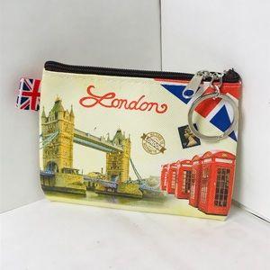 Handbags - Retro London Change Purse